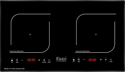 Bếp Từ Faro FR1 Vitro Ceramic 20V